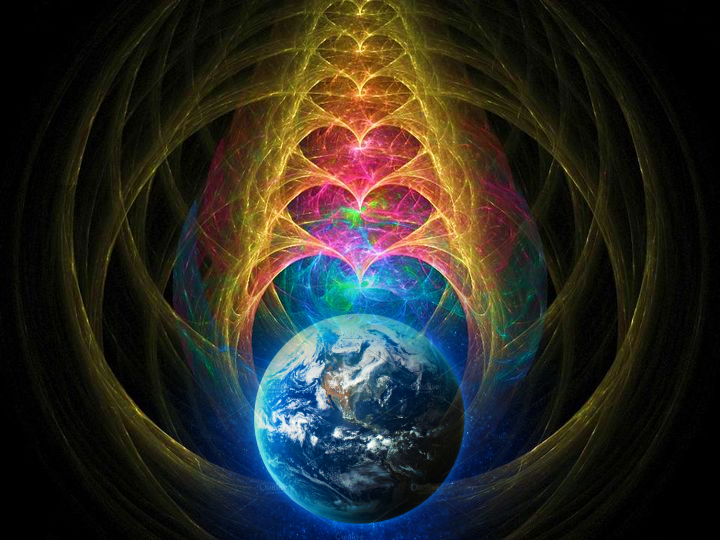 energy levels earth
