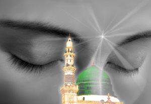 eyes closed, medina focus