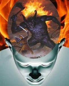 shaitan is in the head, inner demon, inner battle with nafs, e