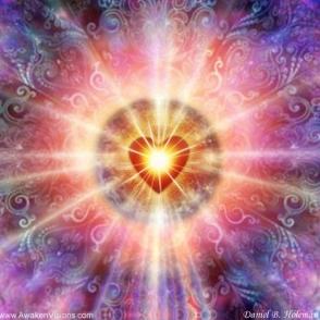 heart graphic energy