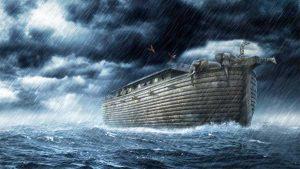 nuh ship noah ark rainwater