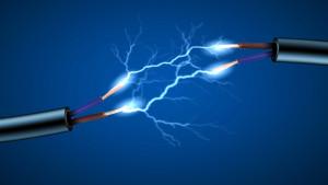 Wires - Power Cabel connectors, qab qawsayn