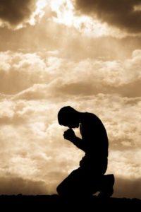 praying du'a to Allah (AJ)