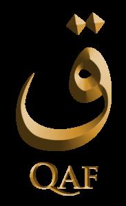 qaf-gold huroof