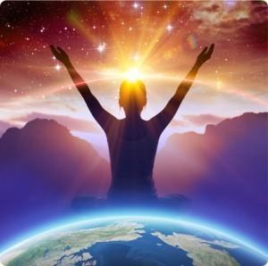 receiving-the-light of heaven