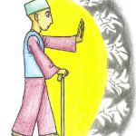 repel bad energy cane muraqabah, Meditation