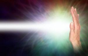 right-hand-emanating-light