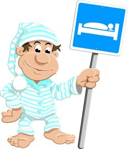 sleep master full pajamas with long hat - sunnah