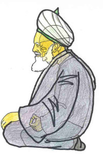 sufi meditation fana in The mentor