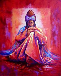 sufi saint contemplation,meditaiton,tafakkur, muraqabah