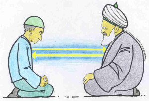 sufi meditation in islam allah connection muraqaba contemplation quran biography of prophet muhammad history of islam