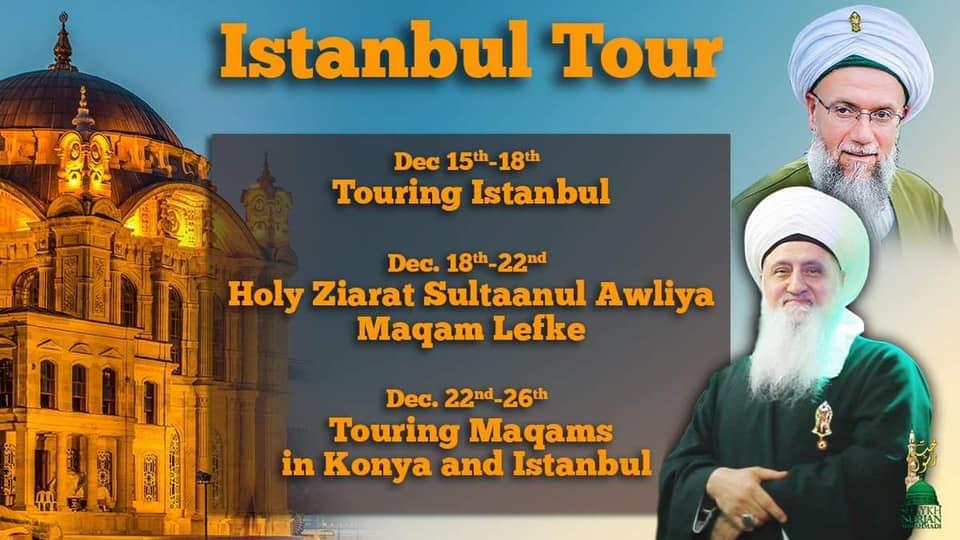 turkey tour 2019