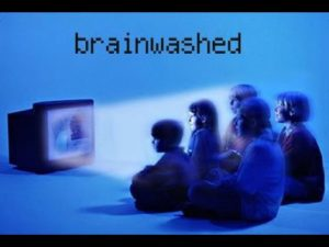 tv brainwashing children